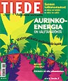 Tiede Cover featuring Polynomiography